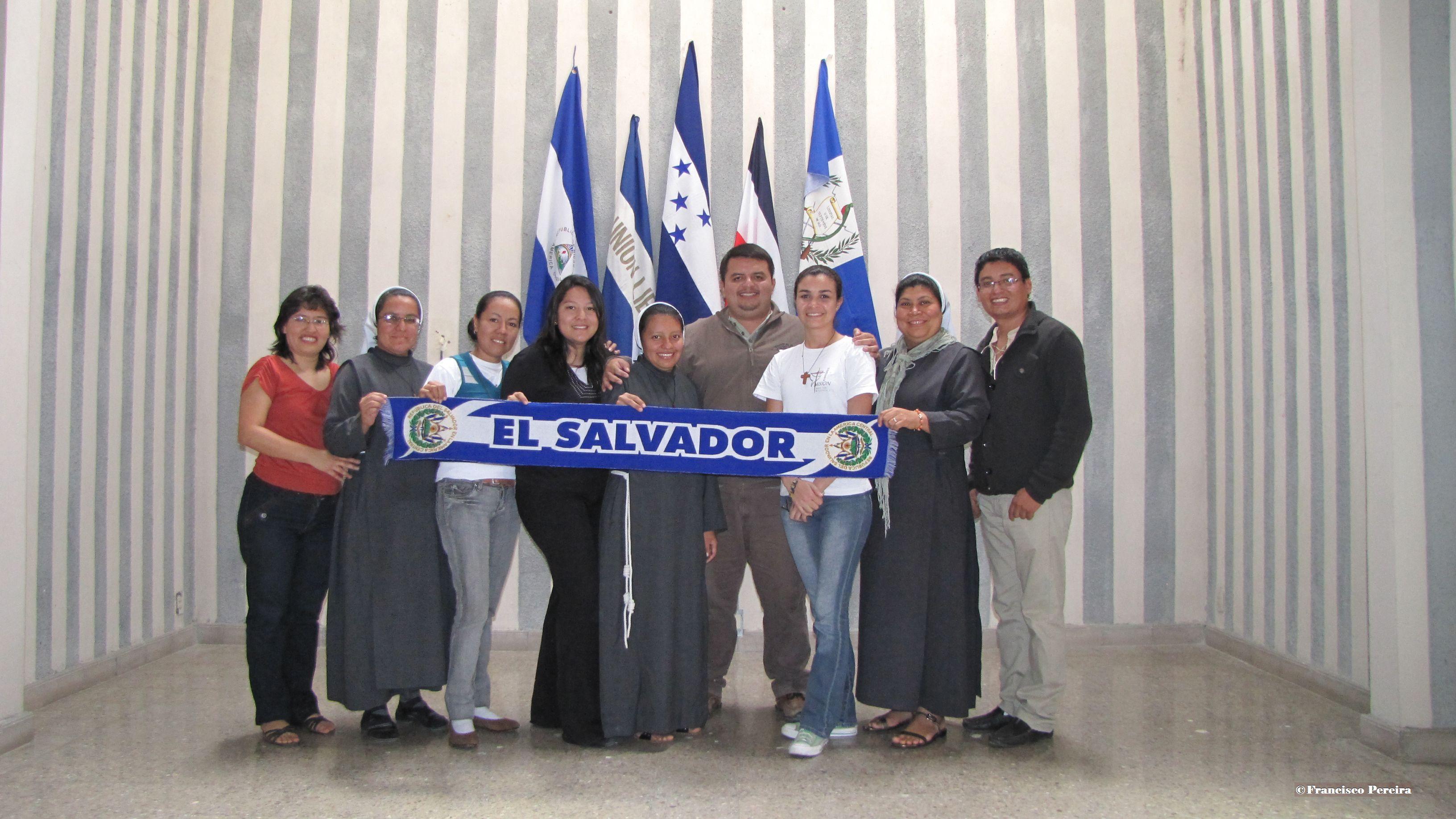 DELEGACIÓN DE EL SALVADOR