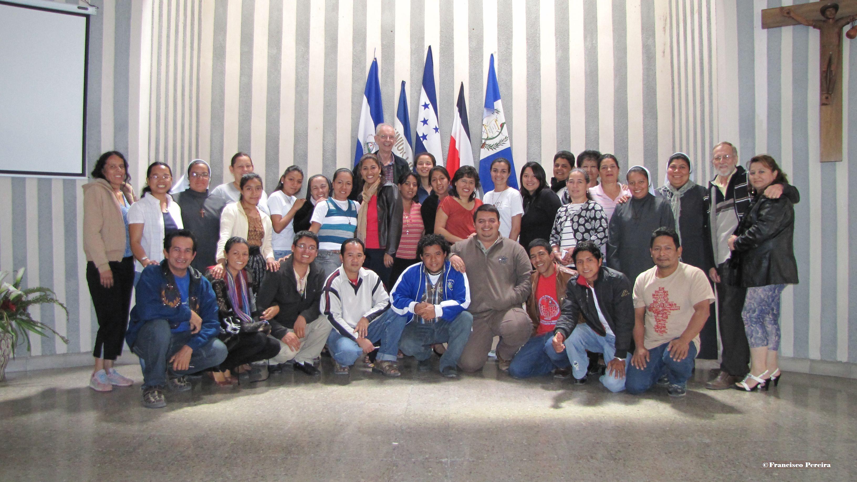 I Encuentro Centroamericano de Formadores Ad Gentes