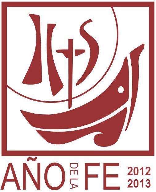 Logo Año de la Fe